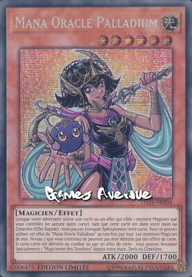Yu-Gi-Oh ! Mana Oracle Palladium TN19-FR004 (TN19-EN004) VF/SECRET