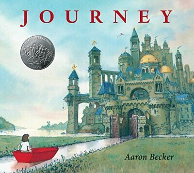 Journey Aaron Becker Candlewick 1st Illustrations Aaron Becker Brand: Candlewick