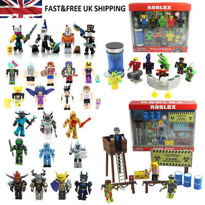 Roblox Figures 7cm 2.8/'/' PVC Game Toys Set Kids Gift Collection With Box