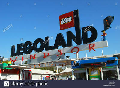 Legoland Windsor Resort Tickets - £21 Each - Any Date Available In October 2019