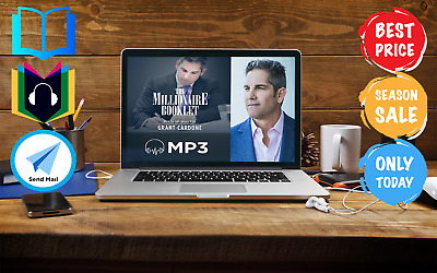 The Millionaire Booklet How to Get Super Rich  by Grant Cardone [Audiobook]