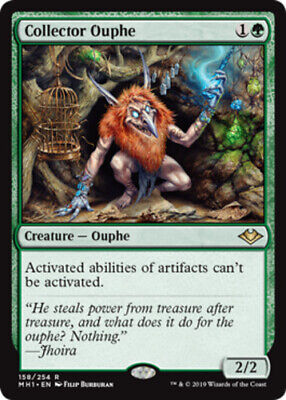 Collector Ouphe x1 Magic the Gathering 1x Modern Horizons mtg card rare
