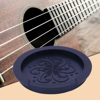 """Acoustic Guitar Sound Hole Cover Block Prevent Howling40""""/41"""" Guitars DP Stage"""