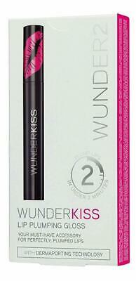WUNDER2 Wunderkiss Extreme Lip Plumping Gloss 4ml Full Lips In 2 Minutes