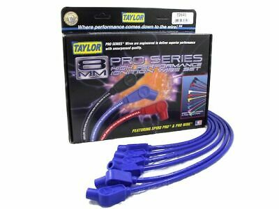 For 1958-1968 Lincoln Continental Spark Plug Wire Set Taylor 54842MG 1959 1960