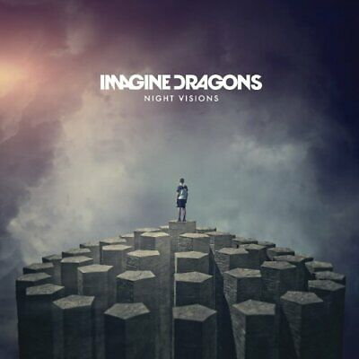 Imagine Dragons - Night Visions (Dlx) - Imagine Dragons CD 2SVG The Fast Free