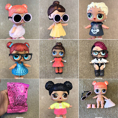 Real L.O.L. LOL Surprise Doll GLITTER ATI Series Rocker CENTER STAGE collect toy