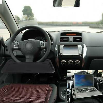 Steering Wheel Car Table Tray Laptop Food Dining Reading Writing Stand Holder