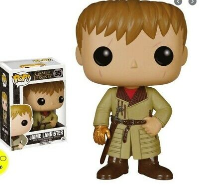 Funko pop game of thrones jaime lannister figura figure juego de tronos
