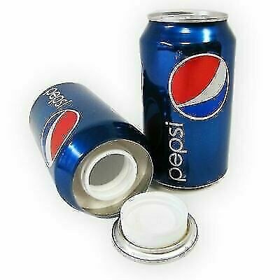 Pepsi Cola Can Safe Hidden Storage Secret Diversion Stash