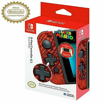 MARIO Officially Licensed (Nintendo Switch) Left Joy-Con D-Pad *NEW* FREE P&P