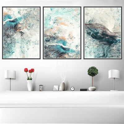 Abstract Oil Painting Canvas Poster Picture Living Room Wall Hangings Home Decor