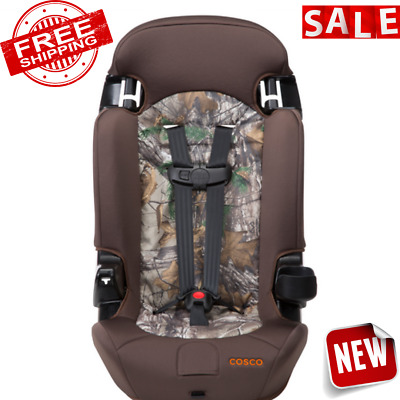 Toddler Kid CAR SEAT Baby Girls Safety Convertible Booster Chair Vehicle 2in1