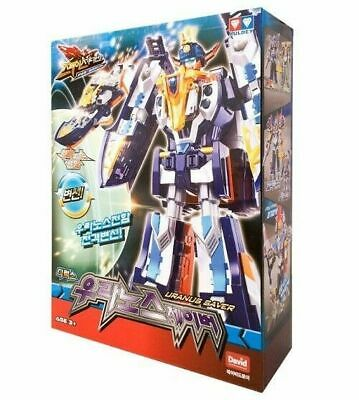 Gaint Saver Space Deleter Deluxe Planet Star Saver Transformer Figure set Audley