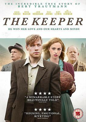THE KEEPER [2019] New DVD