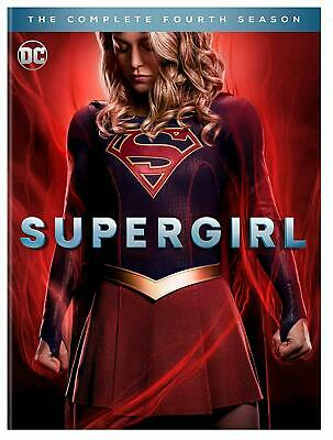 Supergirl: Season 4 [2019] New DVD Box Set