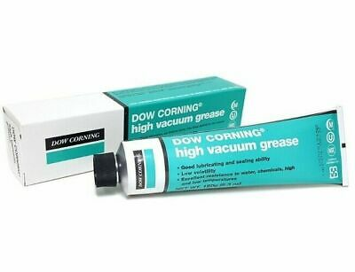 Dow Corning High Vacuum Grease Industrial Supplies 150g 5.3 Glassware Dental_NV