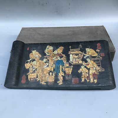 Ancient Chinese folk (character ink block) Collection    yby18   053