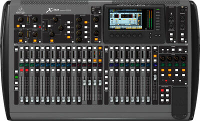 Behringer X32 32-Channel, 16-Bus Total-Recall Digital Mixing Console New