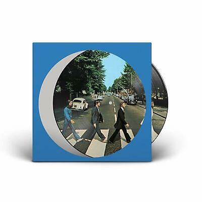 THE BEATLES ABBEY ROAD 50th ANNIVERSARY PICTURE DISC VINYL (Released 27/9/2019)