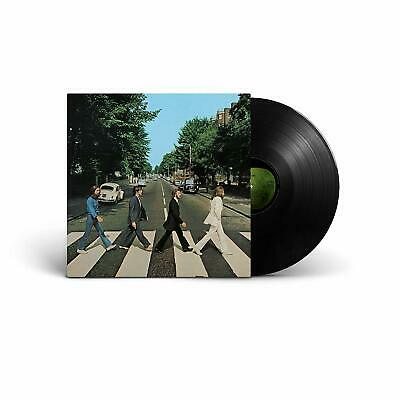 THE BEATLES ABBEY ROAD 50th ANNIVERSARY VINYL LP (Released 27/9/2019)