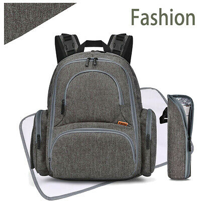 Baby Diaper Bag Mummy Maternity Nappy Multi functional Travel Backpack Fashion