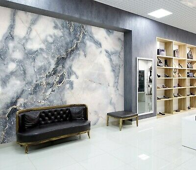 3D Marble Texture ZHUB380 Wallpaper Wall Mural Removable Self-adhesive Amy