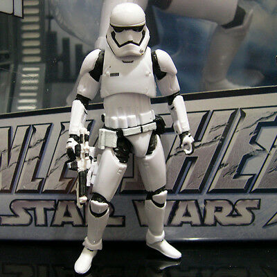 """STAR WARS the vintage collection STORMTROOPER 3.75"""" first order last jedi VC118"""