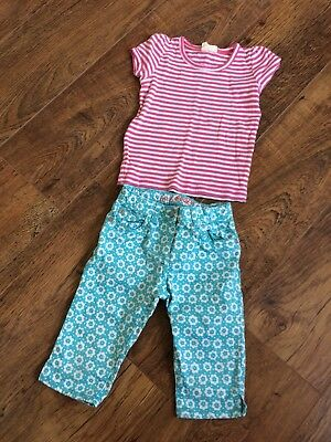 Girls Mini Boden Outfit Size 3 Years