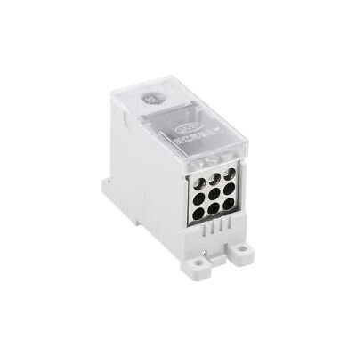 1 Input 9 Output DIN Rail Terminal Blocks Connectors Distribution Block