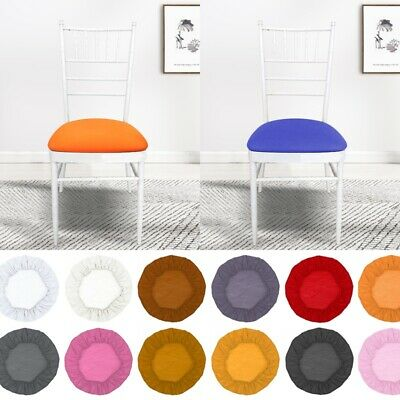 Thicken Elastic Stretchable Chair Hood Seat Covers Dining Room Slipcover Decor