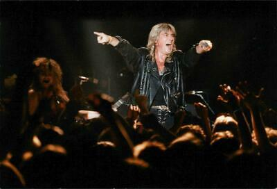 JOE ELLIOTT / Def Leppard 8 x 10 / 8x10 GLOSSY Photo Picture