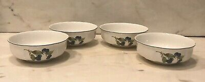 Lot of 4 Villeroy & Boch COTTAGE Cereal Bowl NEW