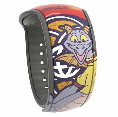 Disney Parks EPCOT 35th Anniversary Magic Band MagicBand LE NEW Red Figment
