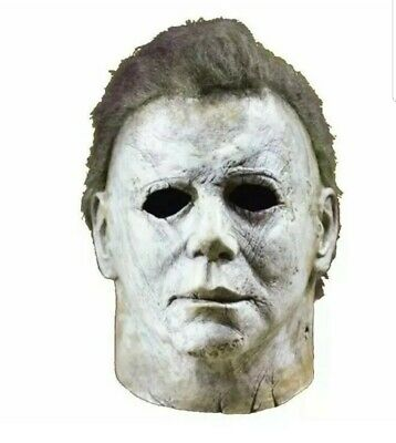 Michael Myers Mask Halloween New - US Stock ; Fast Shipping