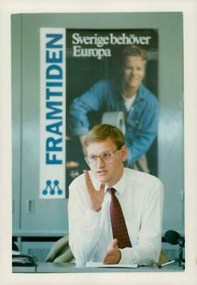 Carl Bildt believes that a possible membership of the EC is the biggest issue fo