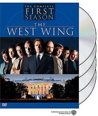 The West Wing: The Complete First Season DVD
