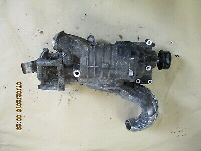 Bmw Mini Cooper S One 1.6 2002 R52 R53 W11 Complete Supercharger Unit