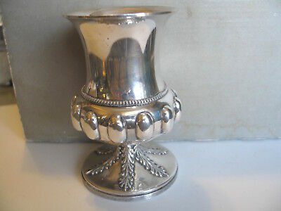 Sterling Silver Jc Moore & Son Tiffany Silversmiths Hand Made Museum Quality Cup