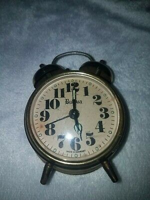 Vintage made in germany Alarm Clock, does not work