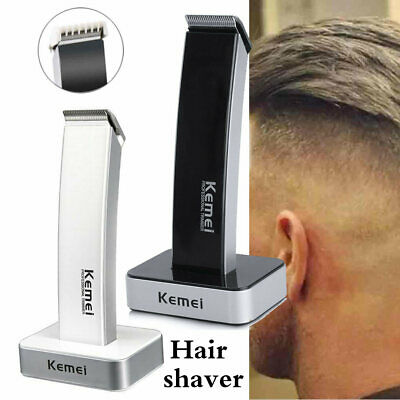Rechargable Hair Cut Electric Cordless Beard Clippers Trimmer Shaver Razor Comb