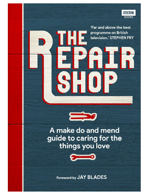 The Repair Shop A Make Do and Mend Handbook by Karen Farrington Home Improvement