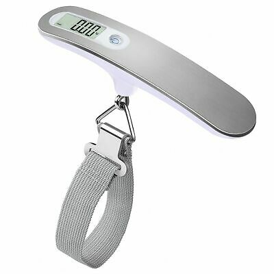 Digital Travel Portable Handheld Luggage Weighing Scales Suitcase Bag New 50Kg