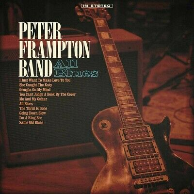 All BluesPeter Frampton Band UMe Audio CD Discs: 1 covers album