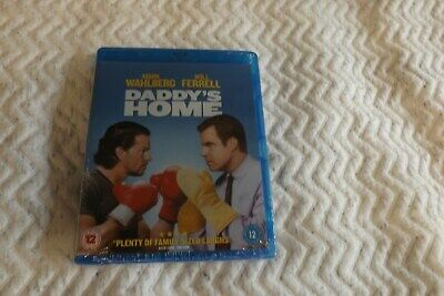 daddy s home blu ray dvd new sealed
