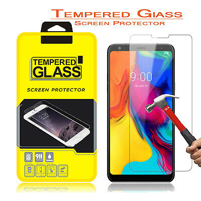 For LG Stylo 5 / Stylo 4 Premium Tempered Glass Screen Protector HD Clear Film
