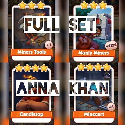 100 X Santa ; Christmas-Set :- Coin Master Cards ( Fastest Delivery )