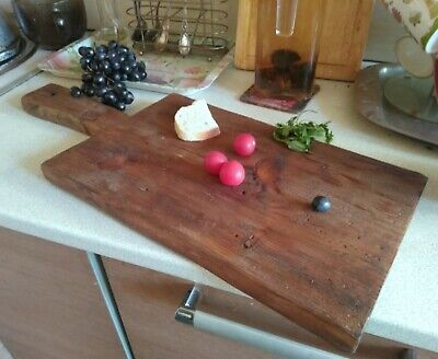 Antique Primitive Old Rustic Nord Eur vintage cutting board vintage bread board