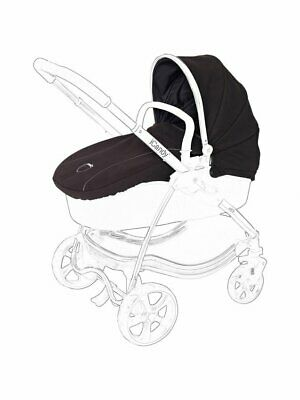 iCandy Strawberry Carrycot Flavour Pack in Assam Hood and Apron Pram Accessory