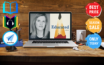 Educated: A Memoir by Tara Westover (AUDIOBOOK + e Bo0K) FAST DELIVERY